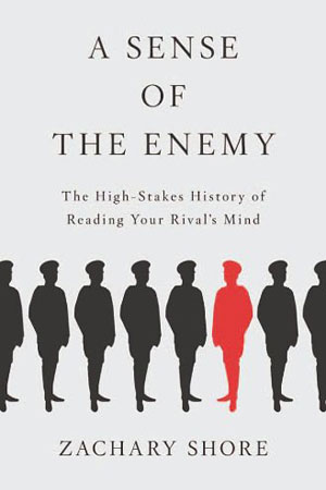 Book cover image A Sense of the Enemy